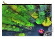 Lily Rush Carry-all Pouch by Wayne King