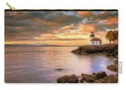 Lime Kiln Light House Carry-all Pouch