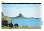 Lindisfarne Castle And Bay Carry-all Pouch