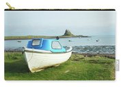 Lindisfarne Castle, Bay And Boat Carry-all Pouch