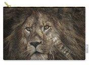 Lion Safari Carry-all Pouch