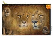 Lions No 02 Carry-all Pouch