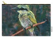 Little Bee Eater Carry-all Pouch
