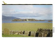 Loch Leven Castle From Kinross Carry-all Pouch