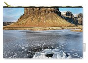 Lomagnupur Mountain Iceland Carry-all Pouch