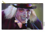 Lon Chaney In London After Midnight Carry-all Pouch