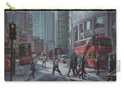 London Bishopsgate Carry-all Pouch by Martin Davey