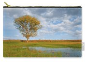 Lone Tree By A Wetland Carry-all Pouch