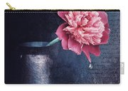 Lonely Peony Carry-all Pouch