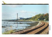 Longgannet Power Station And Railway Carry-all Pouch
