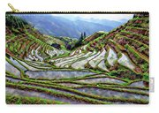 Lonji Rice Terraces Carry-all Pouch