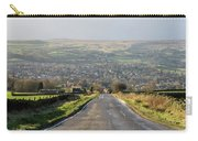 Looking Down Yorkgate Carry-all Pouch