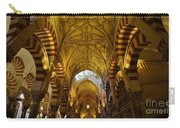 Looking Up Within The Cordoba Mezquita Carry-all Pouch