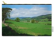 looking westwards in Tweed valley Carry-all Pouch