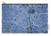 Los Angeles Map Retro 5 Carry-all Pouch