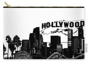 Los Angeles Skyline Panorama Carry-all Pouch