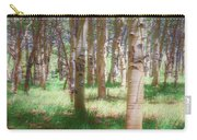 Lost In The Woods - Kenosha Pass, Colorado Carry-all Pouch