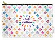 Louis Vuitton Monogram-12 Carry-all Pouch