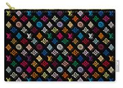 Louis Vuitton Monogram-4 Carry-all Pouch