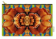 Love For The Fantasy Flowers With Happy Joy Carry-all Pouch