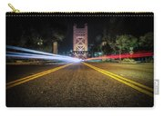 Love Is A Two Way Street Carry-all Pouch by JD Mims