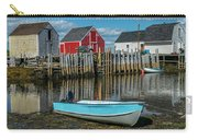 Low Tide At Blue Rocks 02 Carry-all Pouch