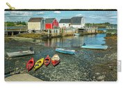 Low Tide At Blue Rocks 01 Carry-all Pouch