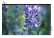 Lupine Blues Carry-all Pouch