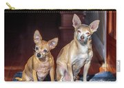 Lupita And Nino - Sun Bathing - V1 Carry-all Pouch