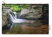 Mad River Falls Carry-all Pouch by Nathan Bush