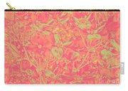 Magnolia Abstract Carry-all Pouch by Mae Wertz