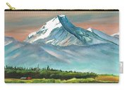 Majestic Mount Cook Carry-all Pouch