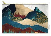 Malachite Mountains Carry-all Pouch