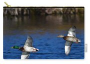 Mallards Belly Up Carry-all Pouch