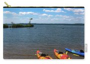 Mallows Bay And Kayaks Carry-all Pouch