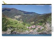 Manarola Cinque Terre Italy Carry-all Pouch