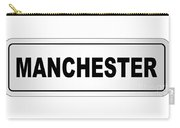 Manchester City Nameplate Carry-all Pouch