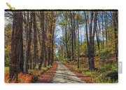 Maple Lane Old Fairgrounds Road Nh Carry-all Pouch