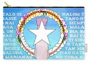 Marianas Anthem Carry-all Pouch by Michelle Dallocchio