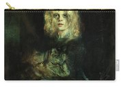 Marion With Cat Carry-all Pouch