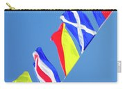 Maritime Signal Flags Carry-all Pouch