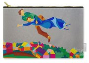 Mark And Bella Chagall Above The City Carry-all Pouch