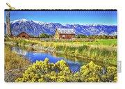 Marlboro Barn, Gardnerville, Nevada Carry-all Pouch
