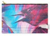 Maroon Blackbird Carry-all Pouch
