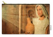 Mary Carry-all Pouch by Mark Allen