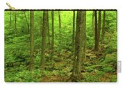 Massachusetts Appalachian Trail Spring Green Carry-all Pouch