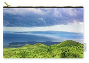 Maui Paradise Carry-all Pouch by Jim Thompson