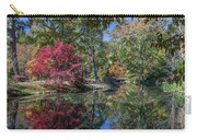 Maymont Japanese Garden Pond Carry-all Pouch by Jemmy Archer