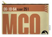 Mco Orlando Luggage Tag I Carry-all Pouch