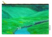 Meadow Beauty Carry-all Pouch